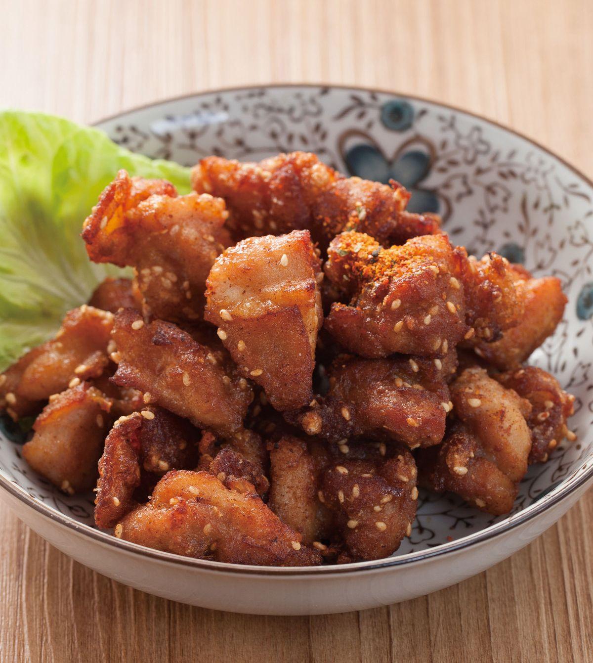食譜:日式唐揚炸雞