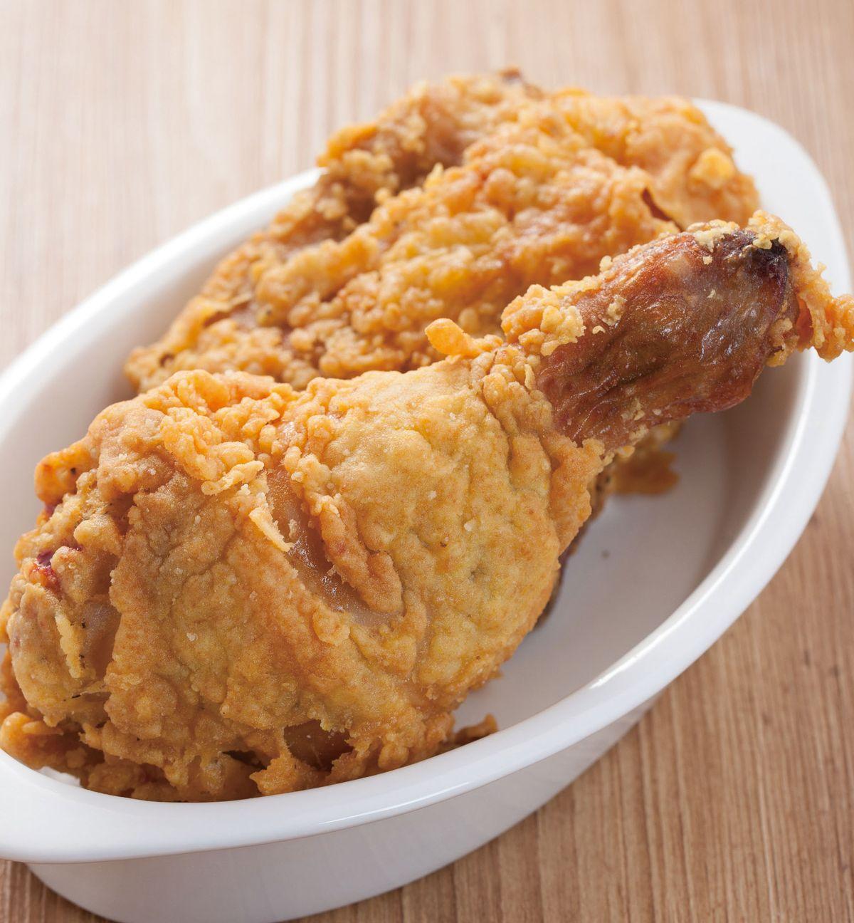 食譜:西式脆皮炸雞