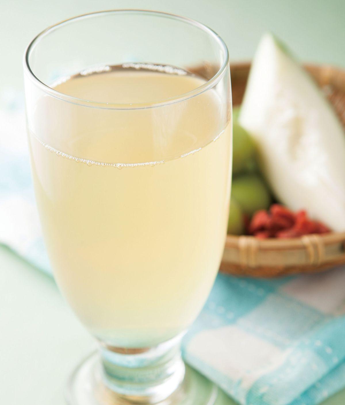 食譜:青木瓜梅子茶