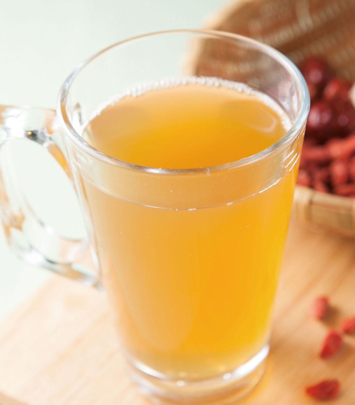 食譜:黃耆紅棗茶