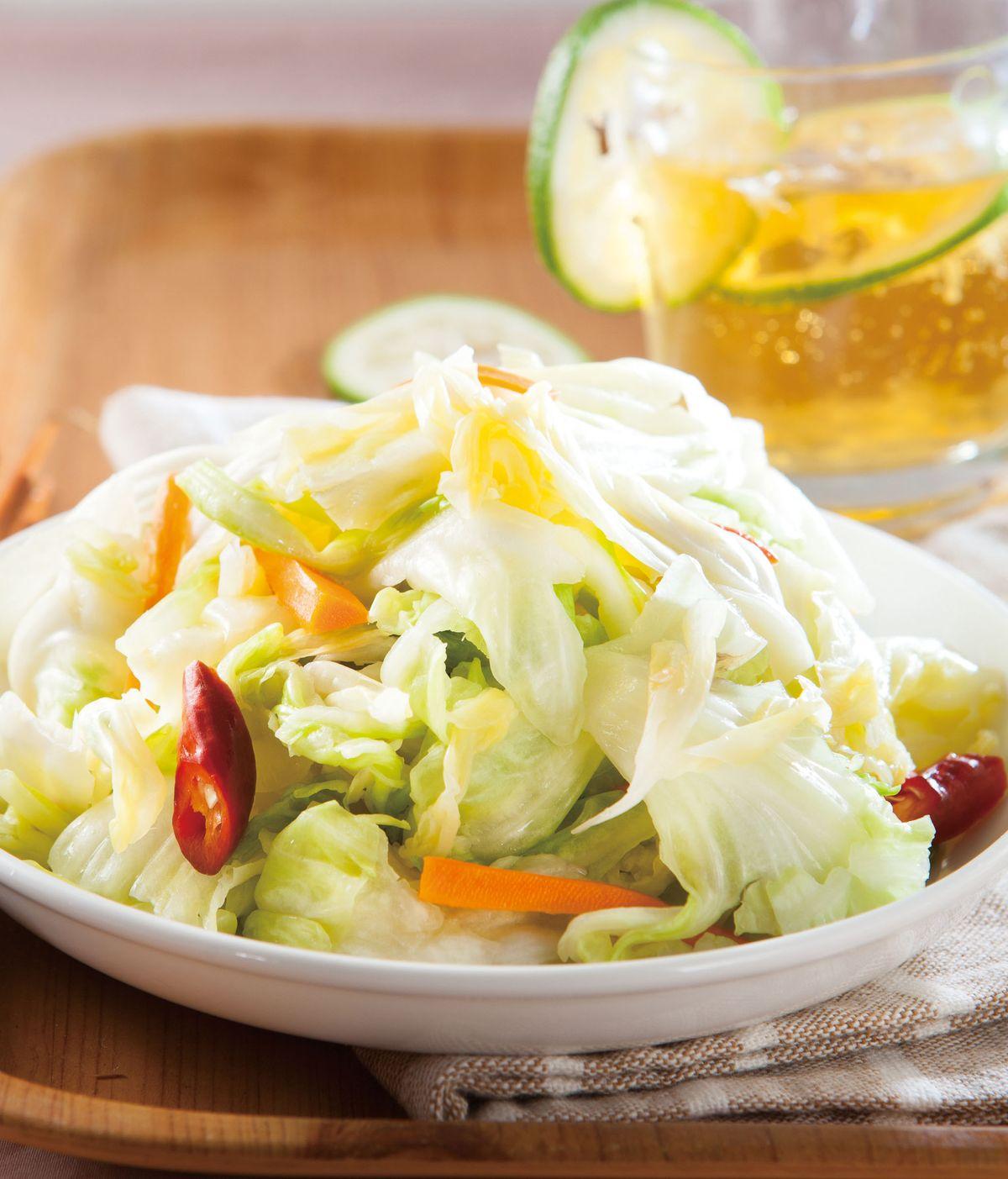 食譜:台式泡菜(2)
