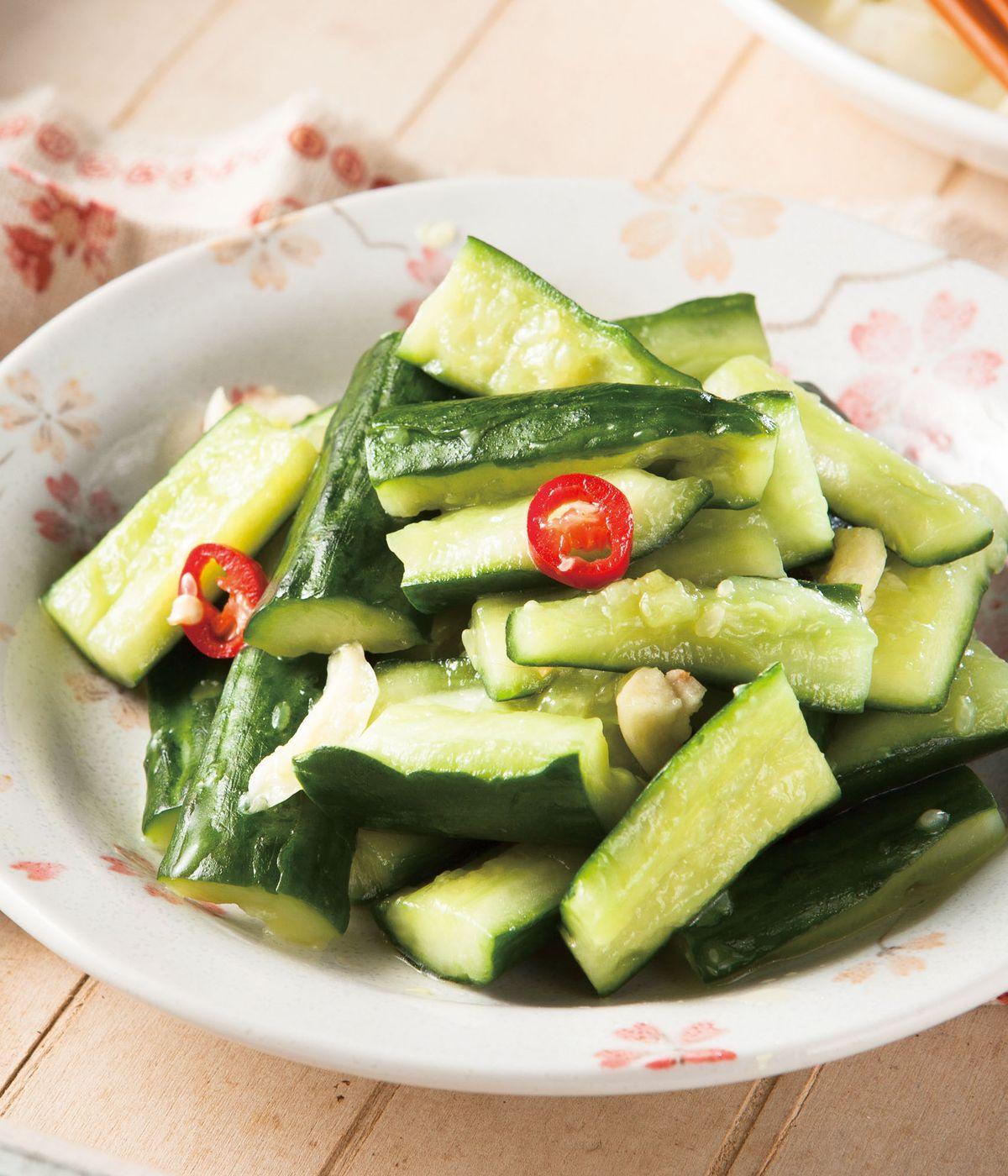 食譜:糖醋小黃瓜(1)
