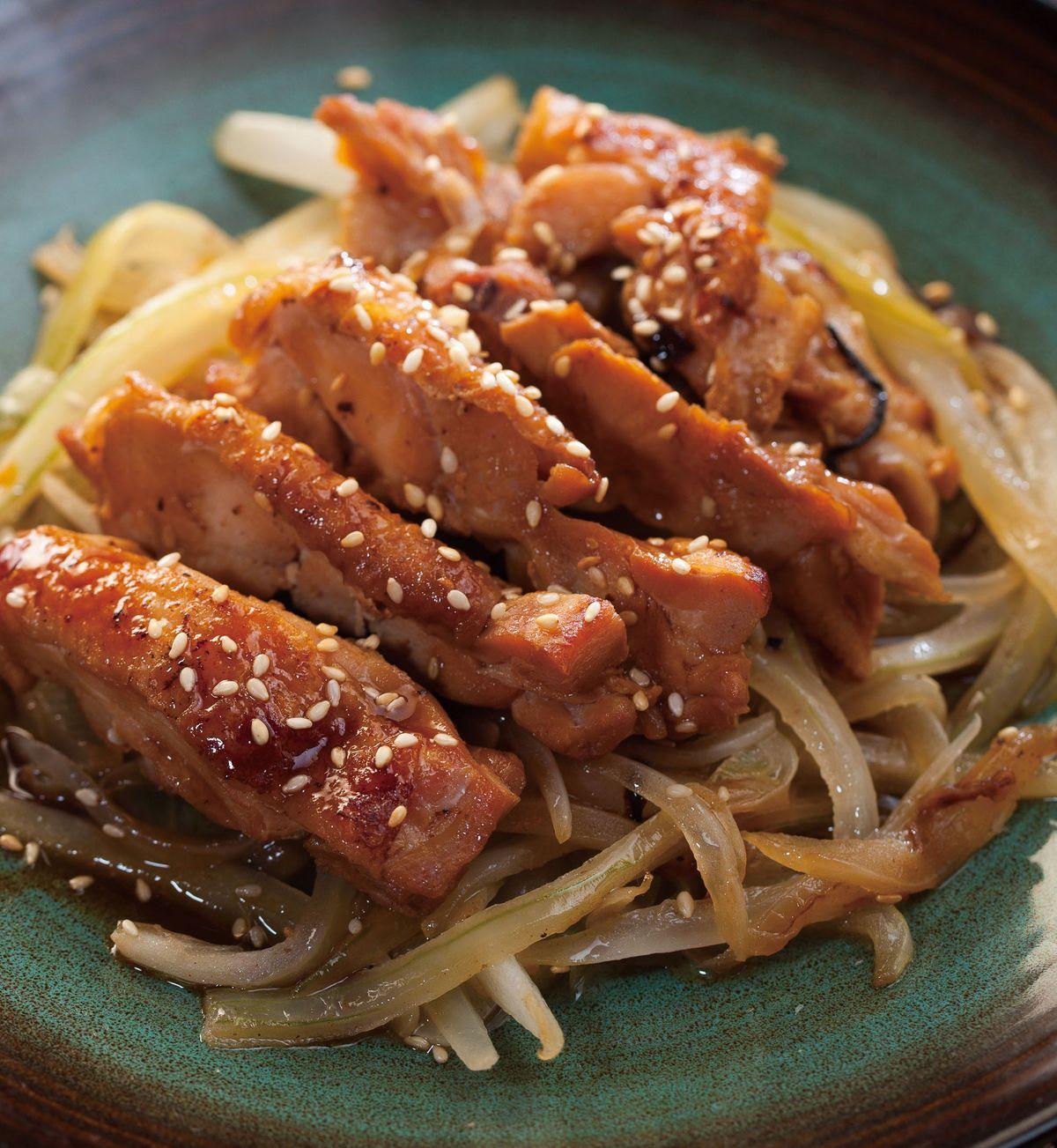 食譜:照燒雞肉(1)