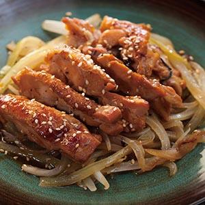 照燒雞肉(1)