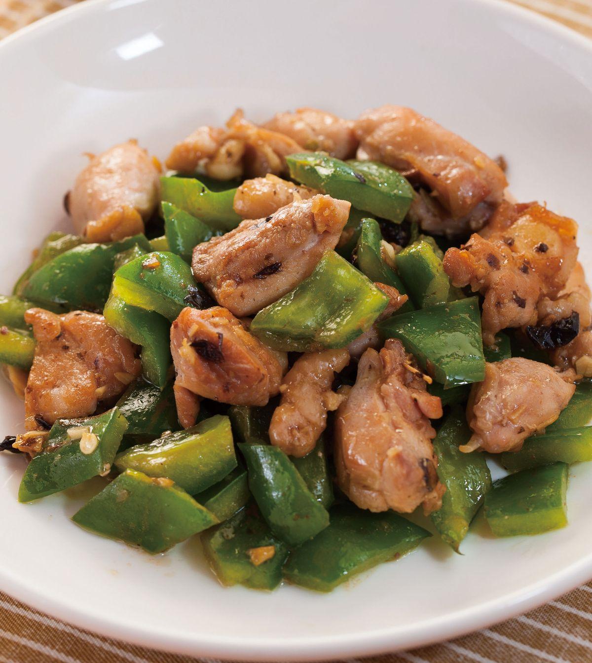 食譜:豆豉雞肉片