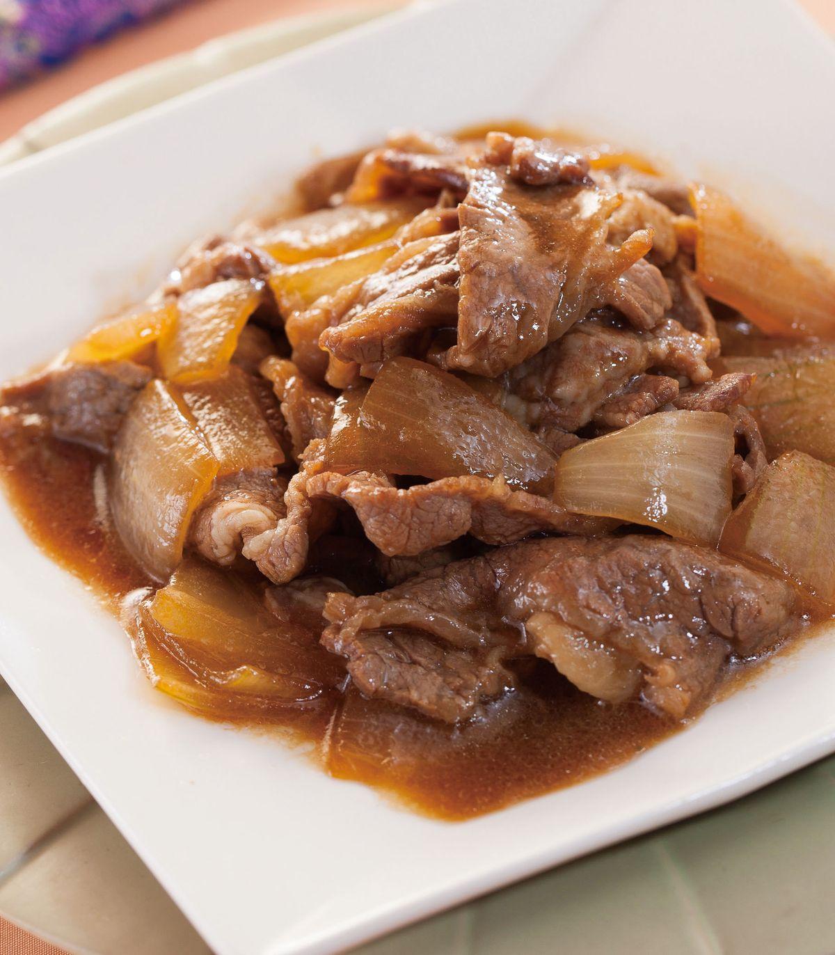 食譜:壽喜牛肉