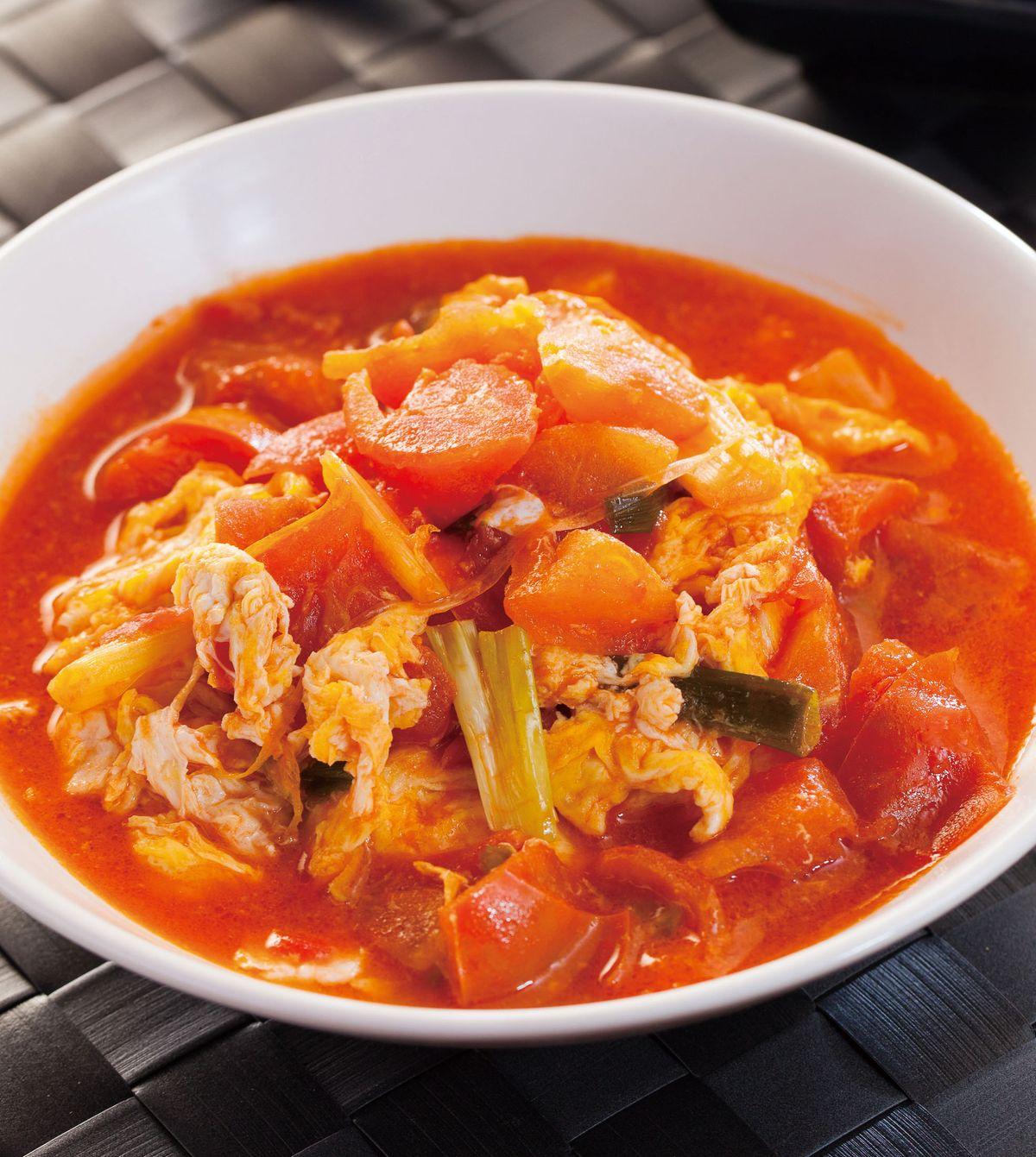 食譜:番茄炒蛋(3)