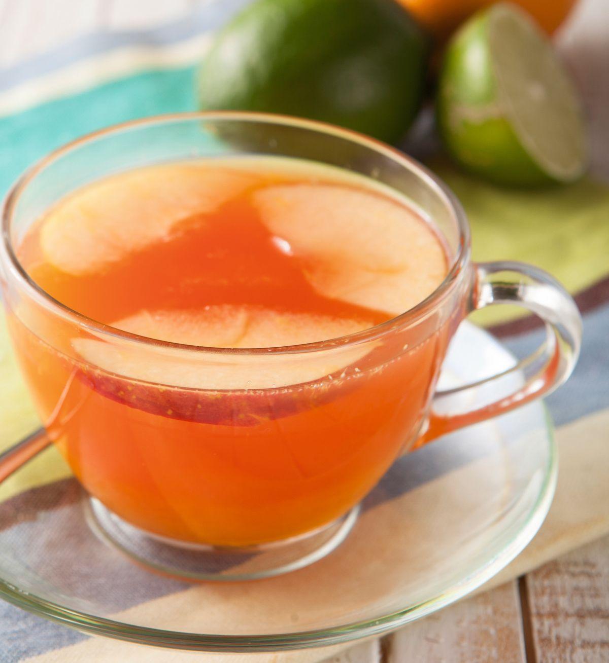 食譜:蜂蜜香檬茶