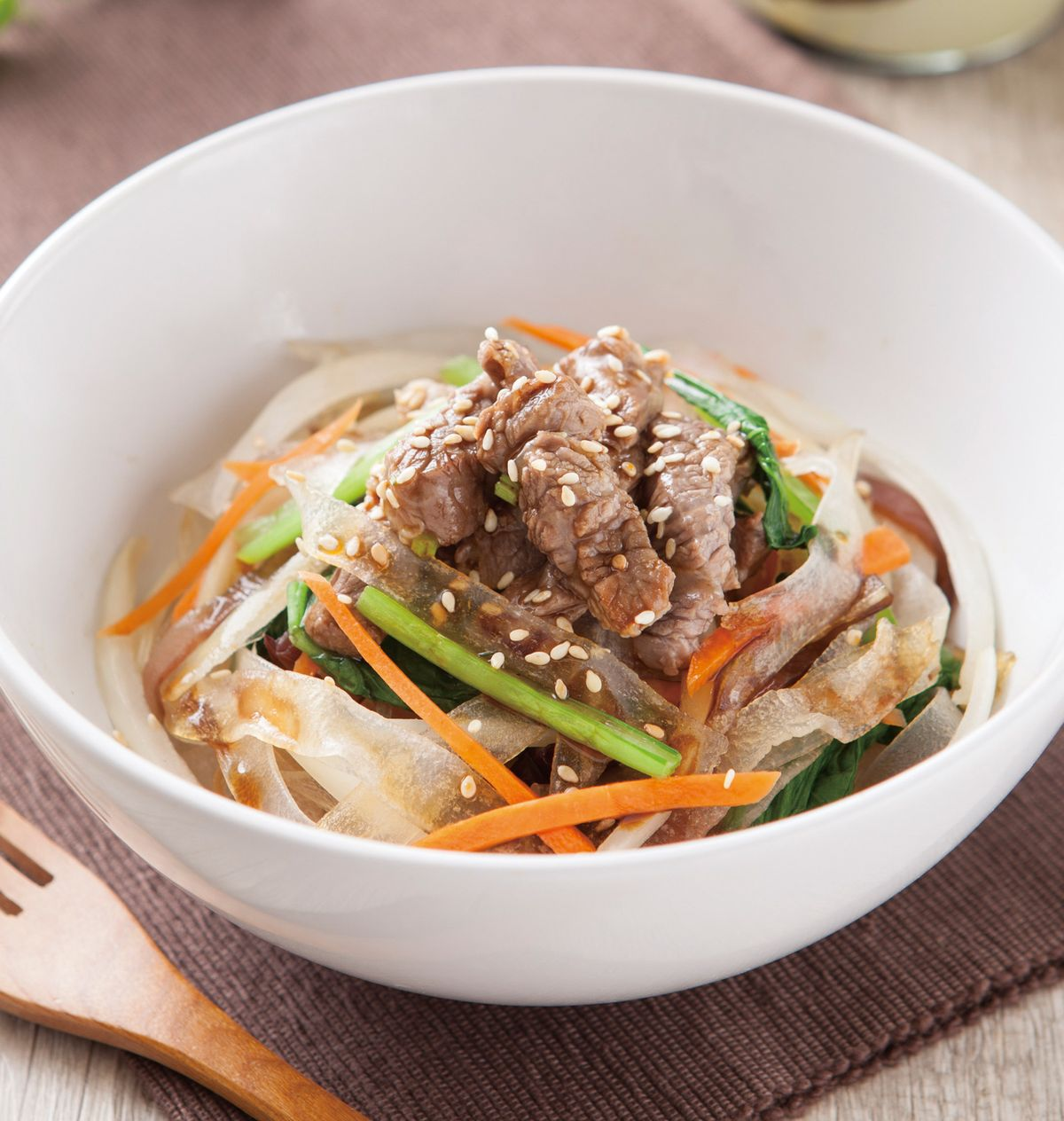 食譜:韓風涼拌冬粉