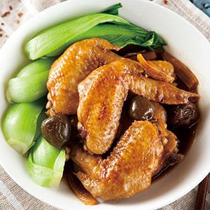 梅子燒雞翅