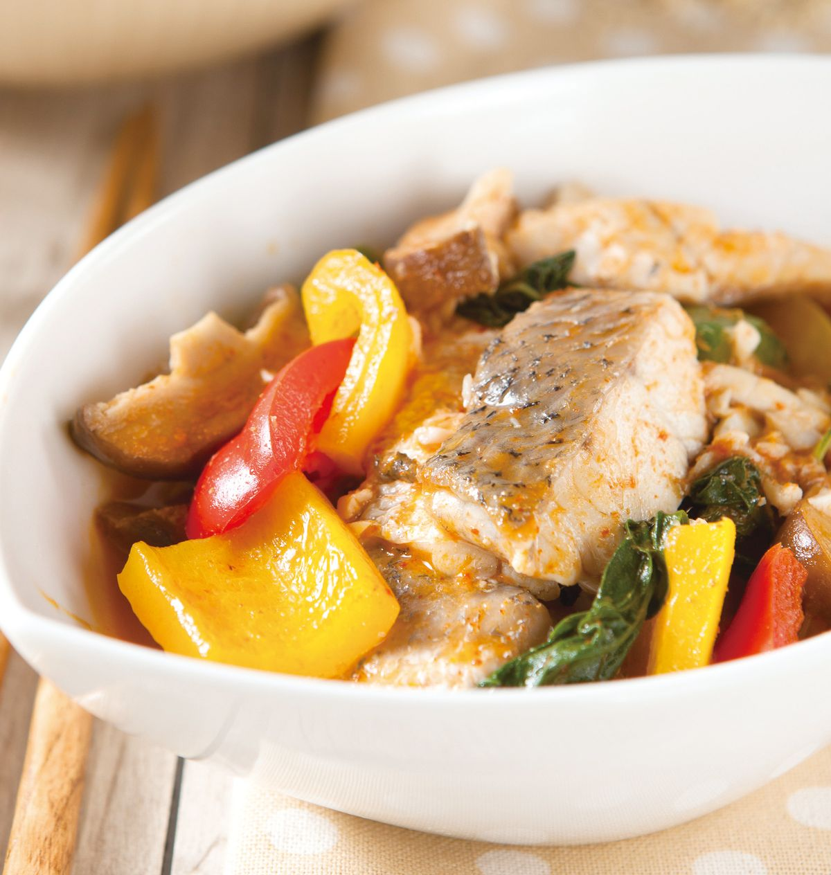食譜:泰式酸辣魚片(1)