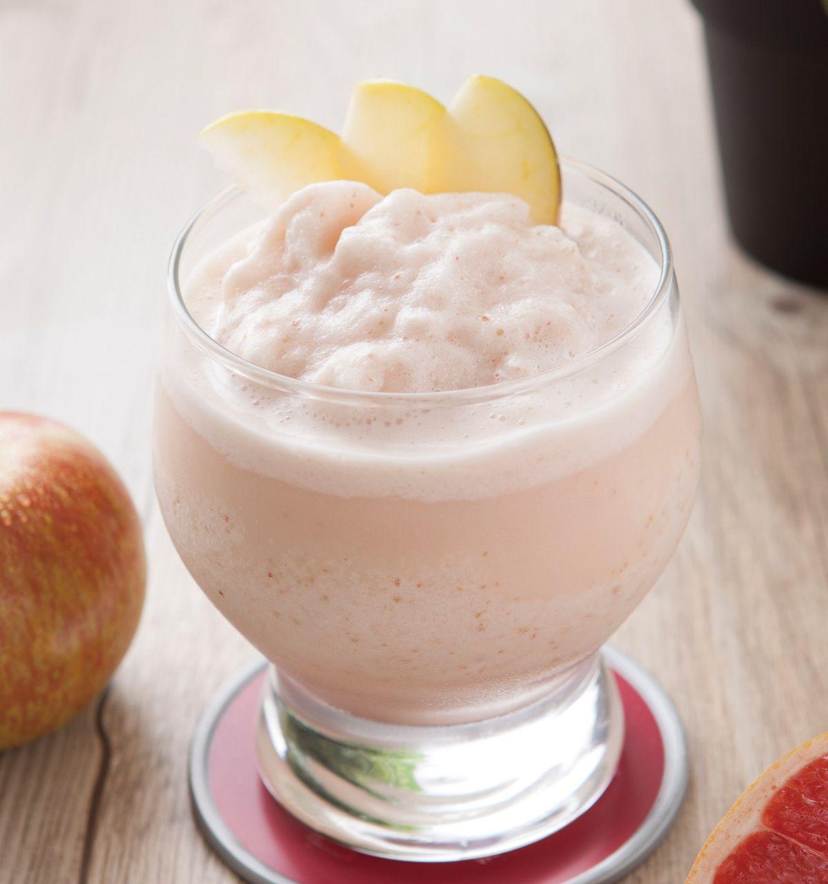 食譜:蘋果葡萄柚雪酪