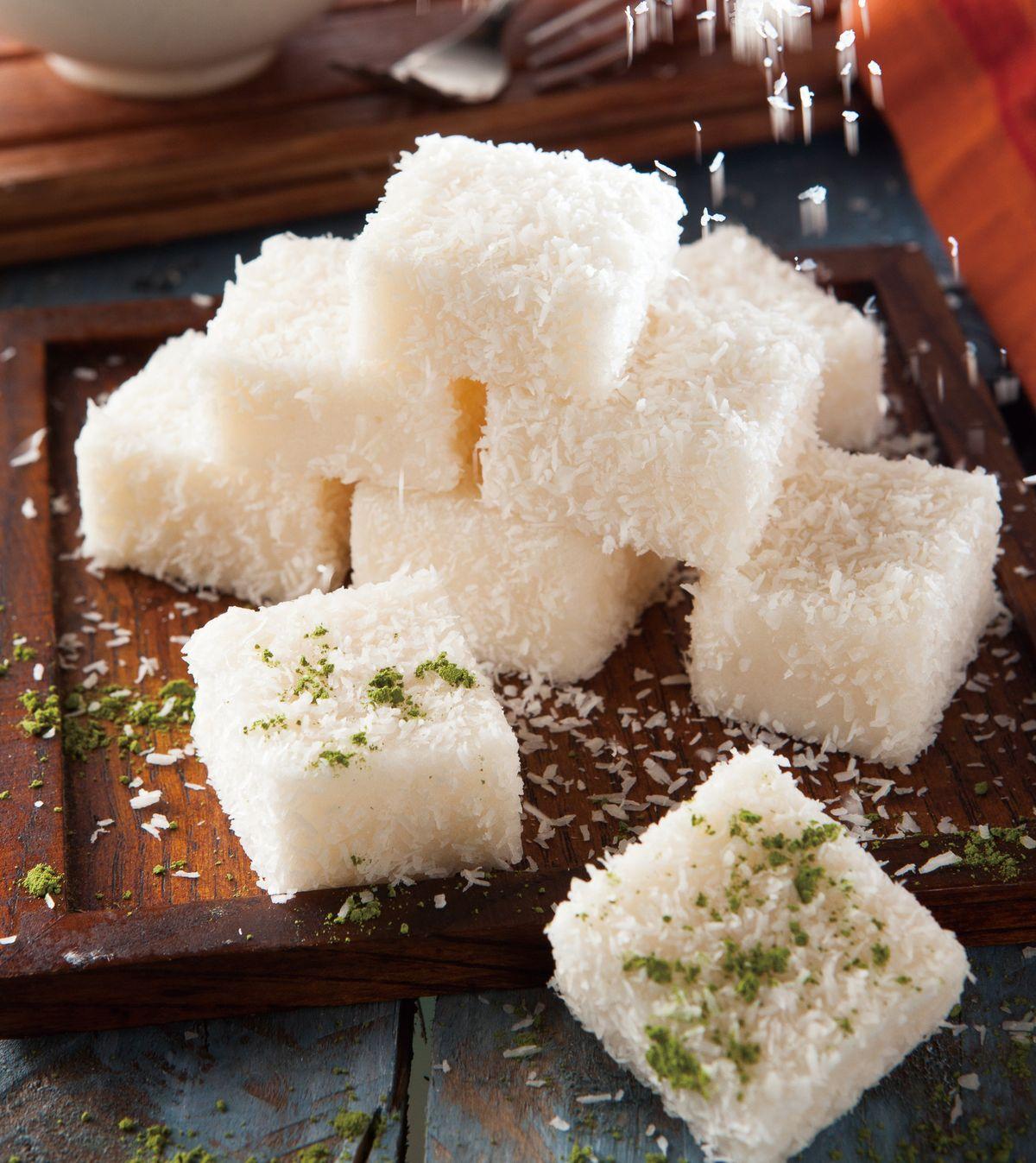 食譜:雪花糕(1)