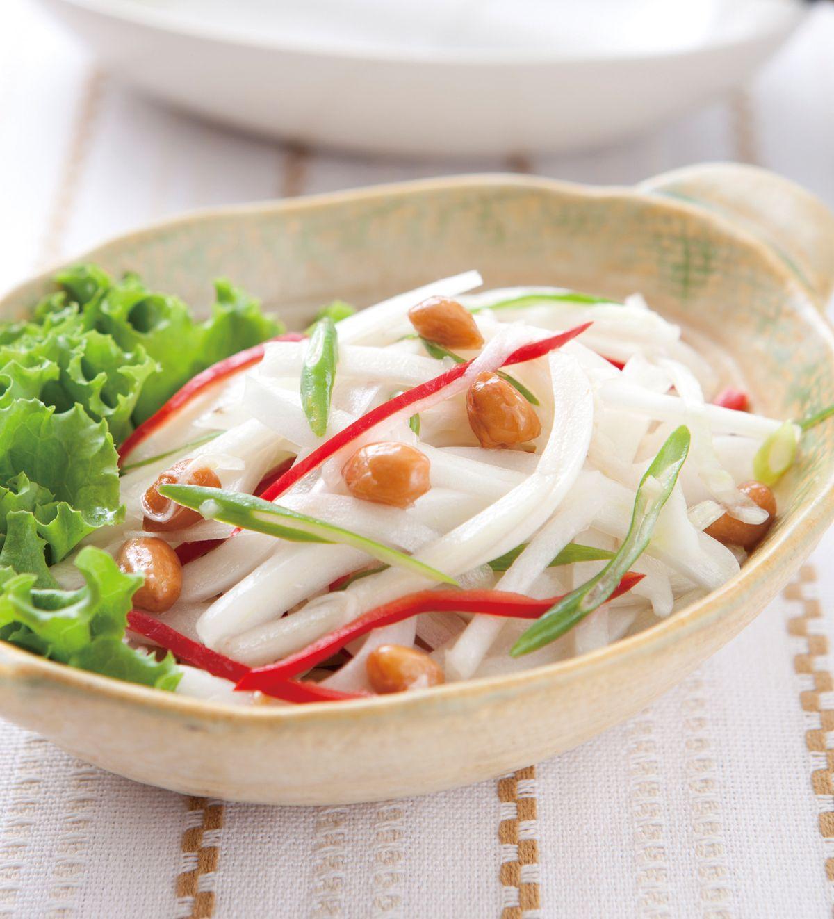 食譜:涼拌白菜心(4)