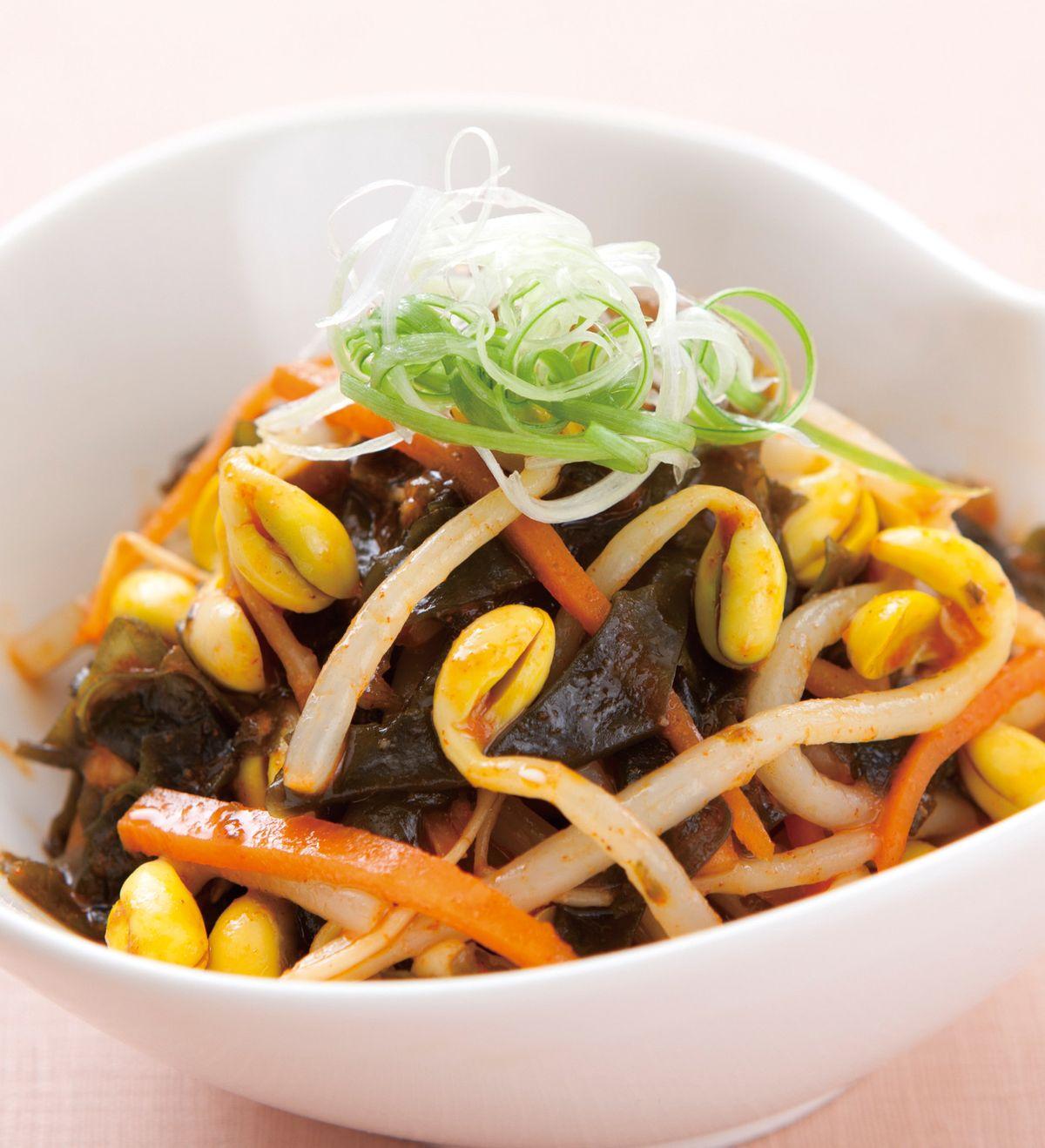 食譜:韓式海帶芽