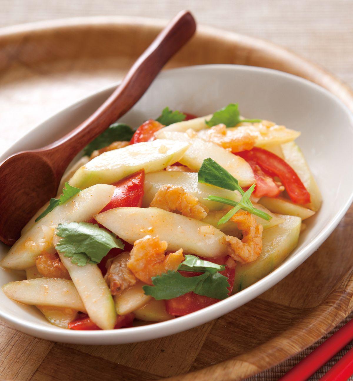食譜:辣醬拌大黃瓜