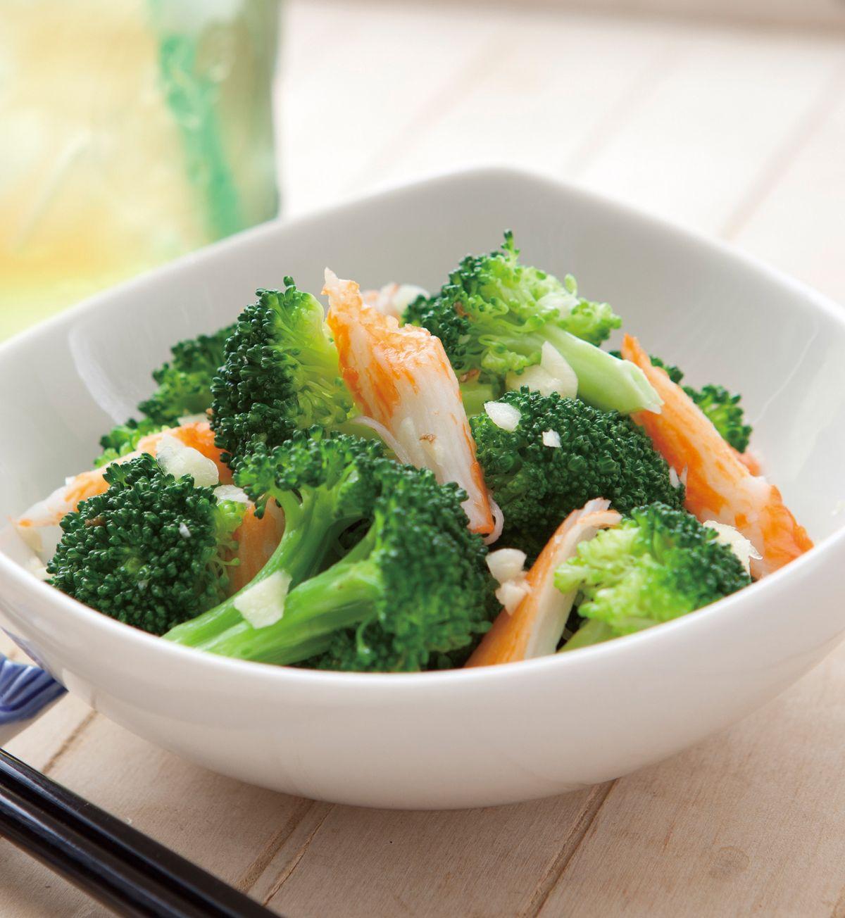 食譜:花椰蟹條