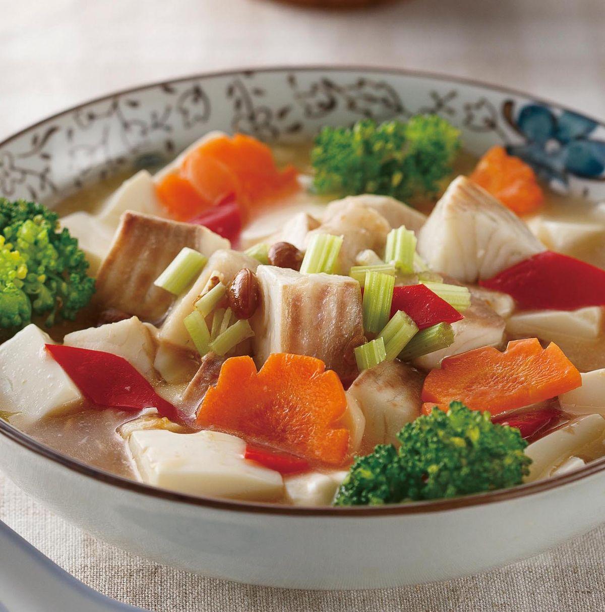 食譜:芙蓉燴魚塊
