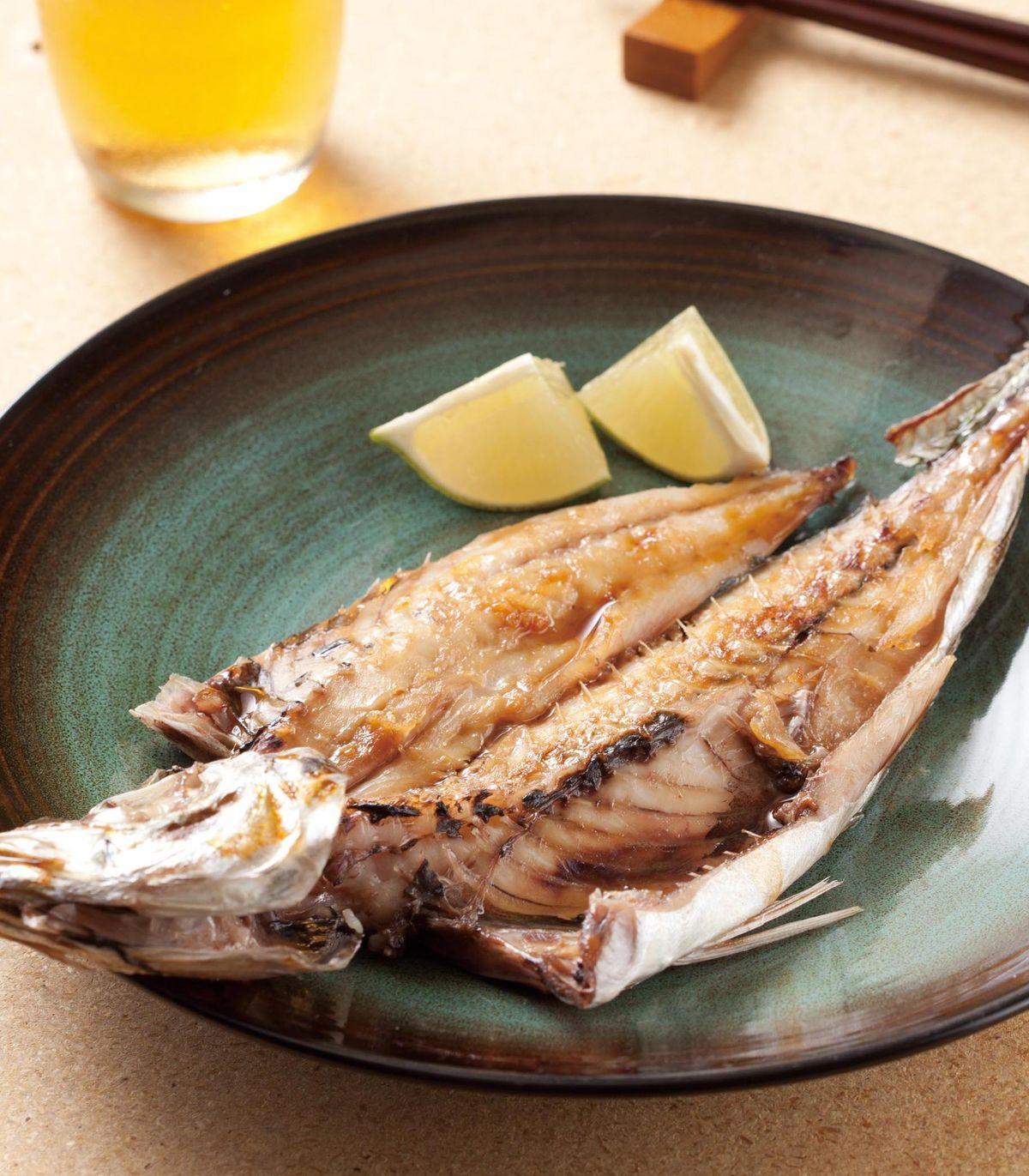 食譜:鮮美烤魚