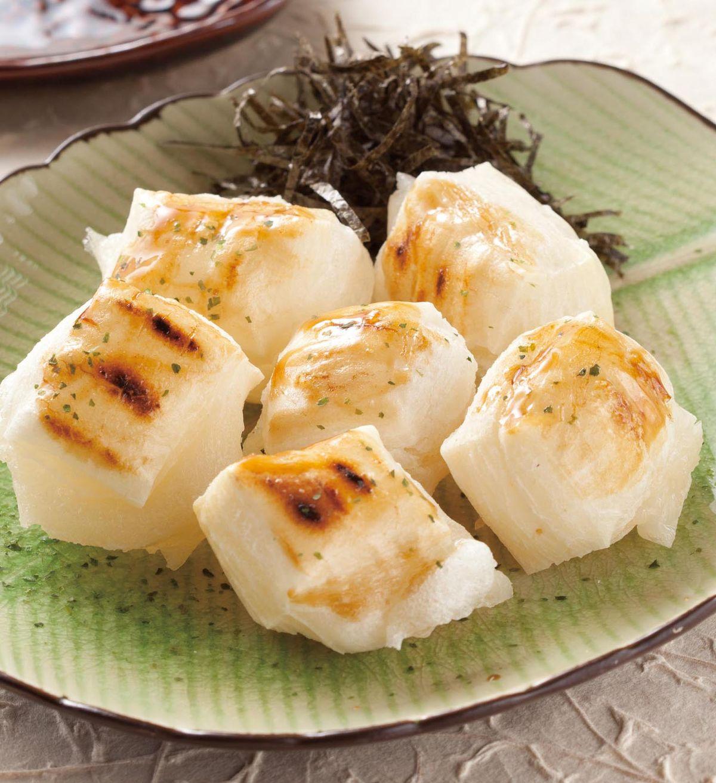 食譜:醬烤日式麻糬