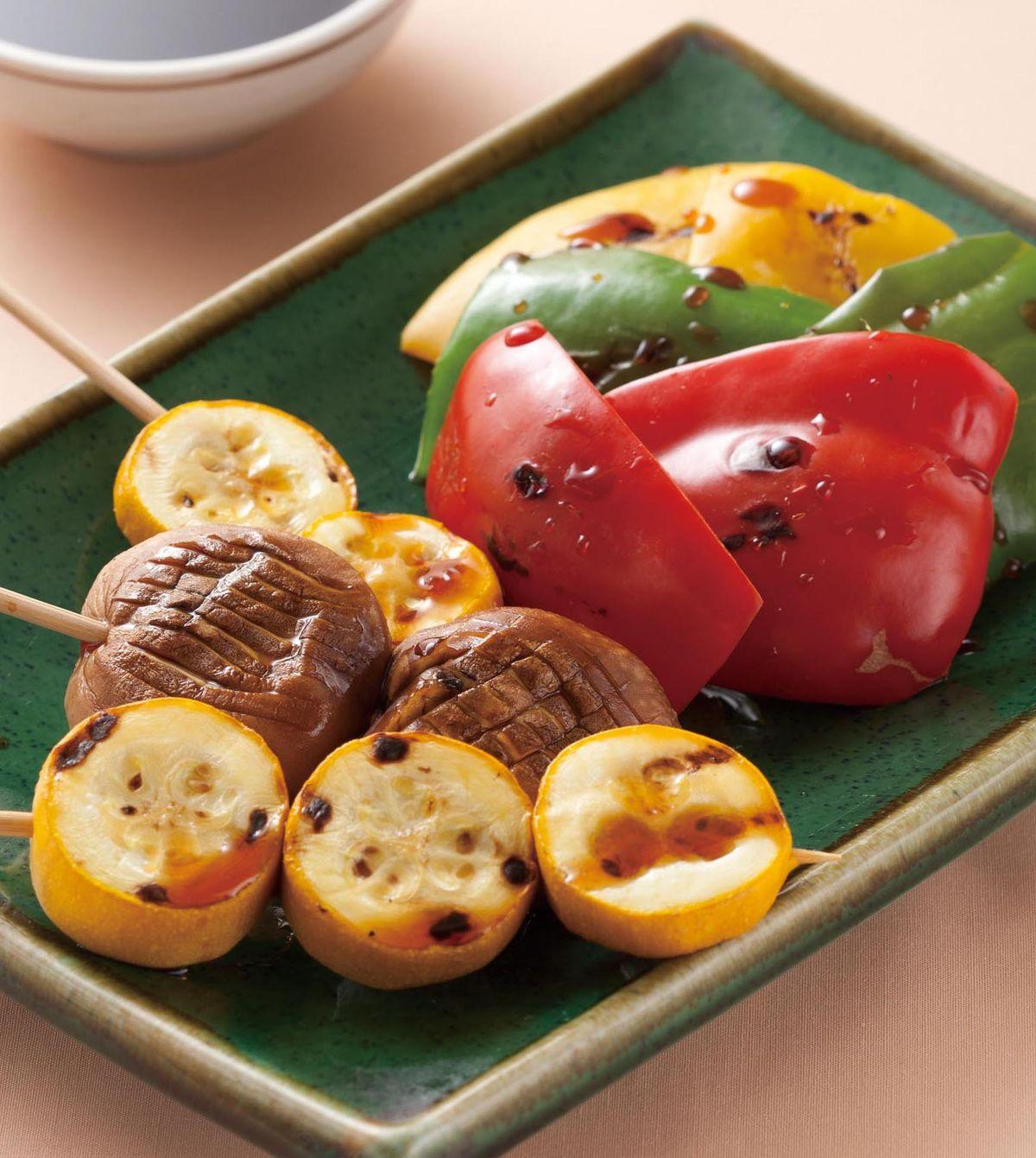 食譜:香烤時蔬