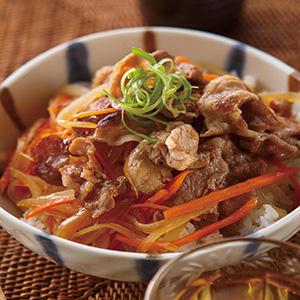 薑汁燒肉(4)