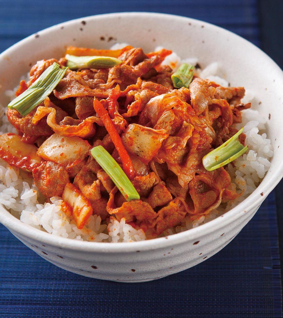 食譜:泡菜豬肉