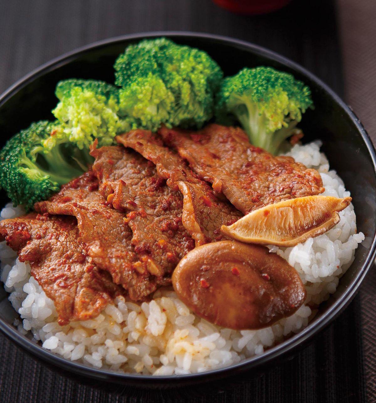 食譜:韓式燒肉