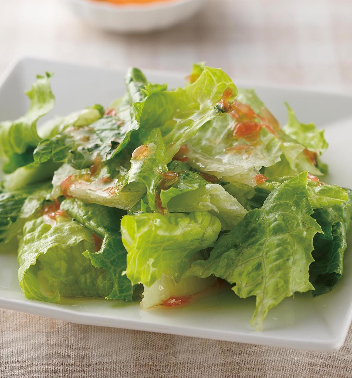 食譜:葡萄柚油醋醬蘿蔓生菜