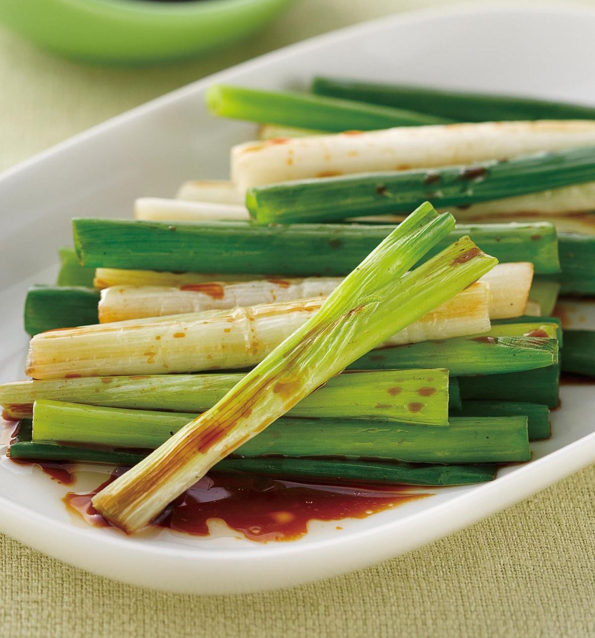 食譜:香醋醬青蔥