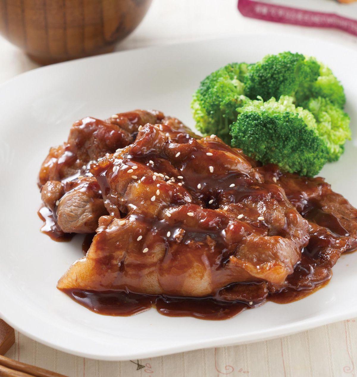 食譜:照燒豬排(3)