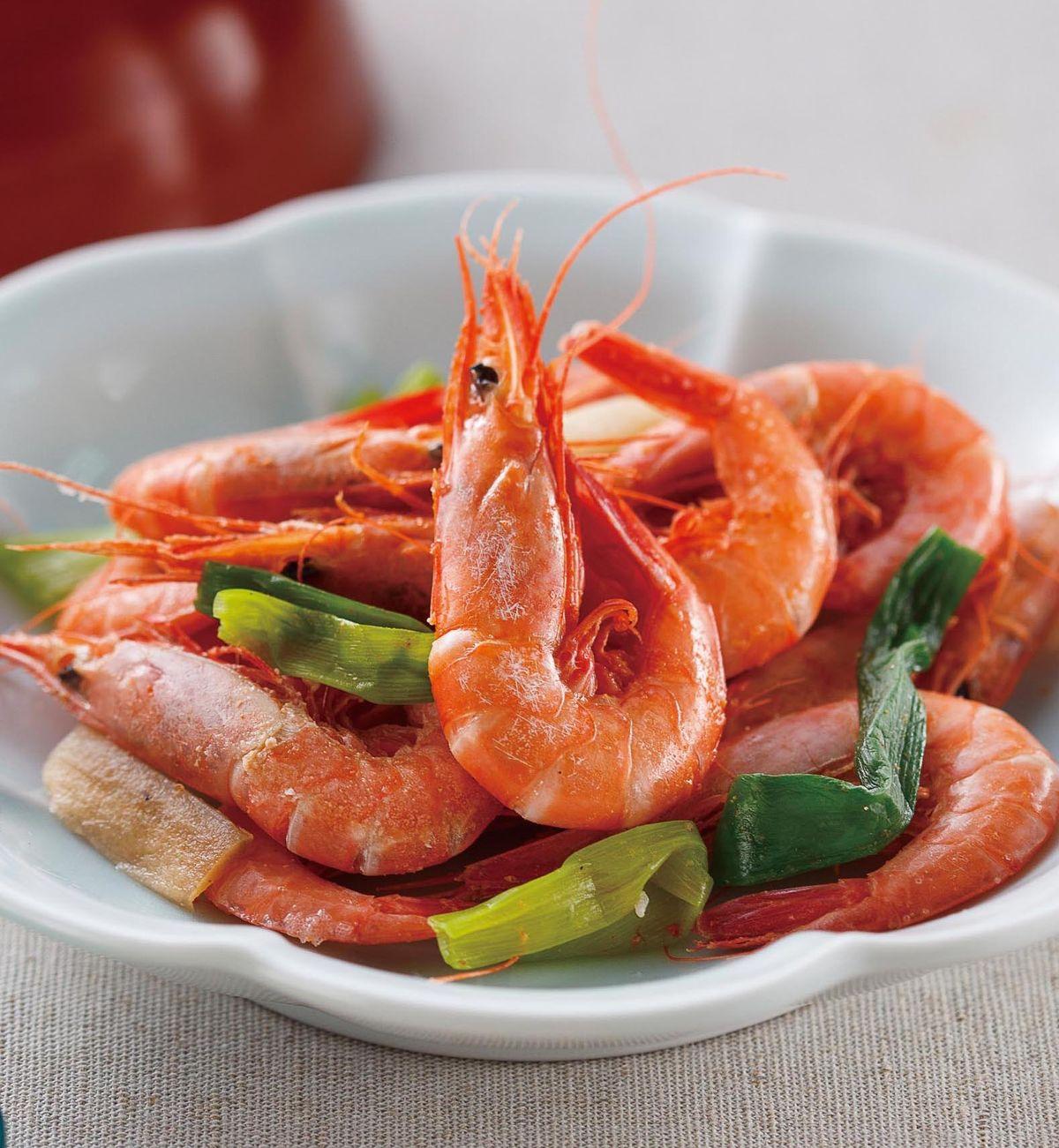 食譜:鹽焗劍蝦
