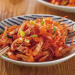 椒鹽溪蝦(1)