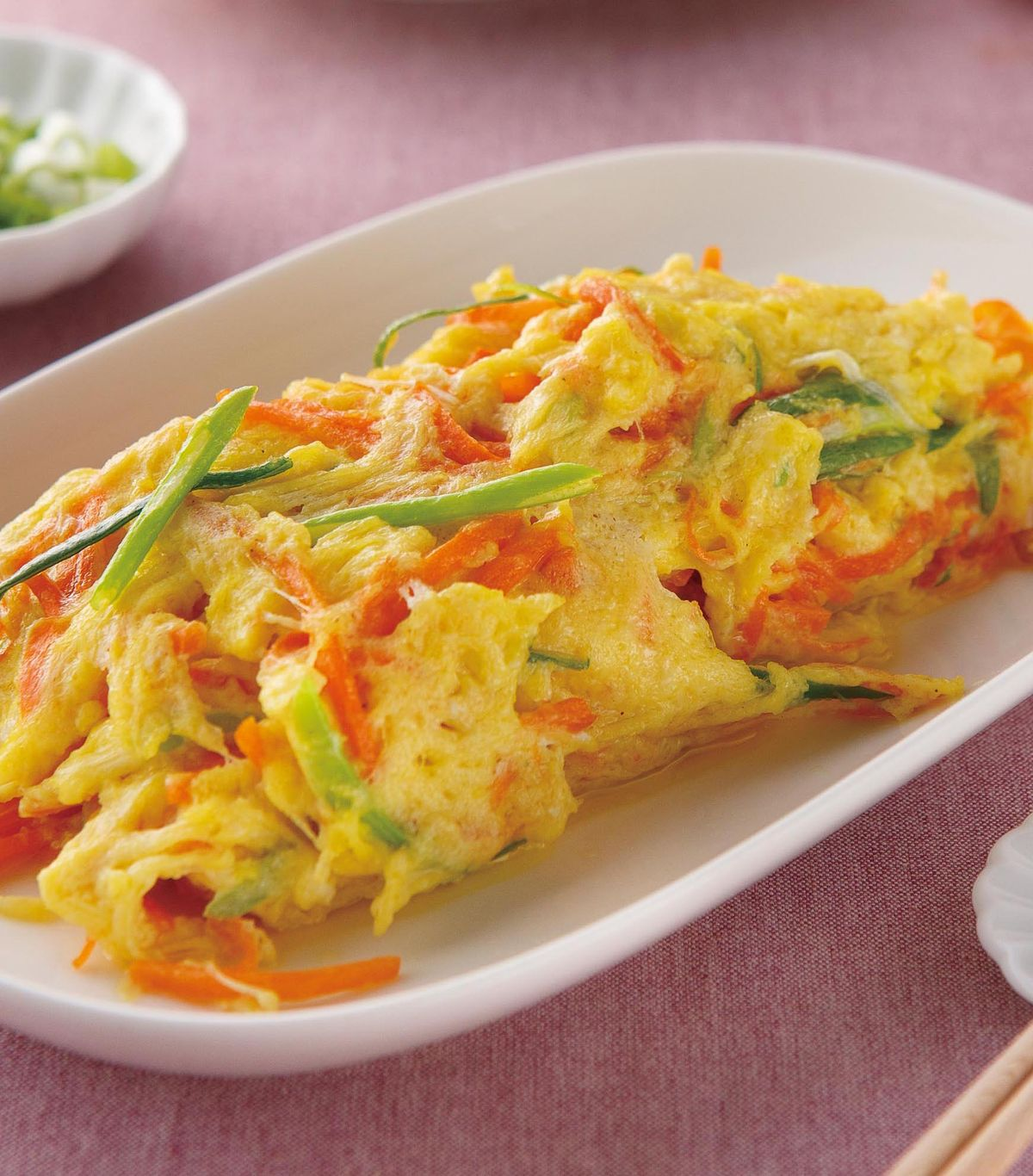 食譜:胡蘿蔔炒蛋