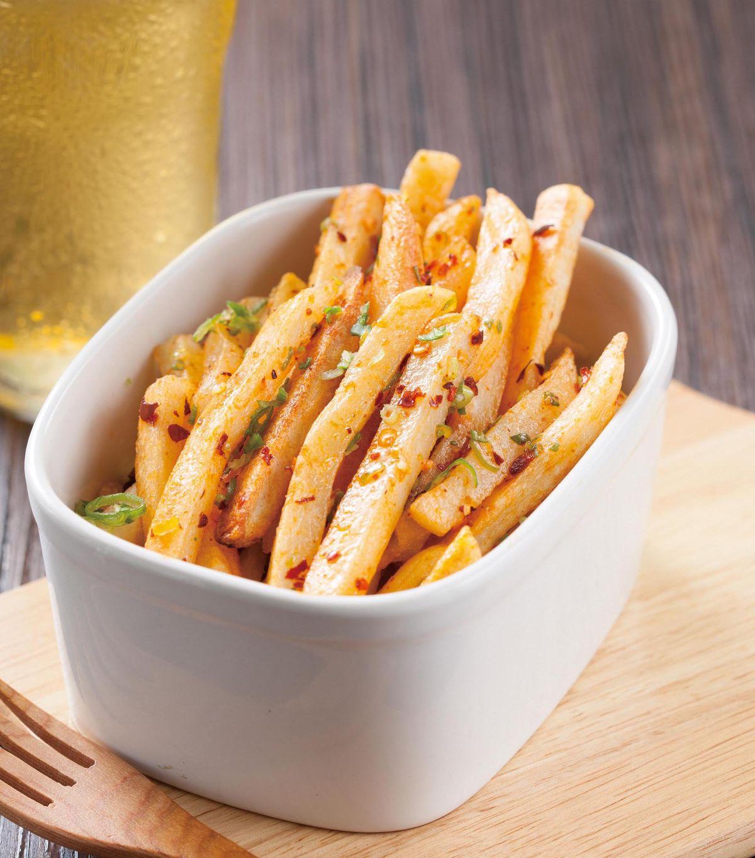 食譜:麻辣脆薯