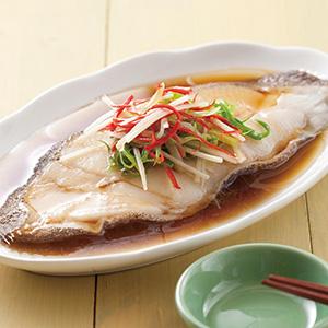 清蒸鱈魚(6)