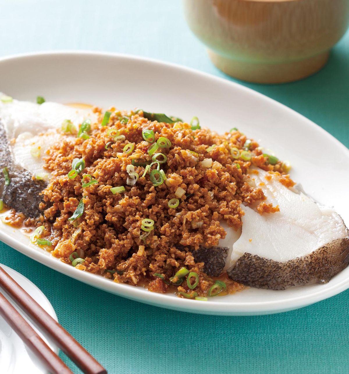 食譜:豆酥鱈魚(18)