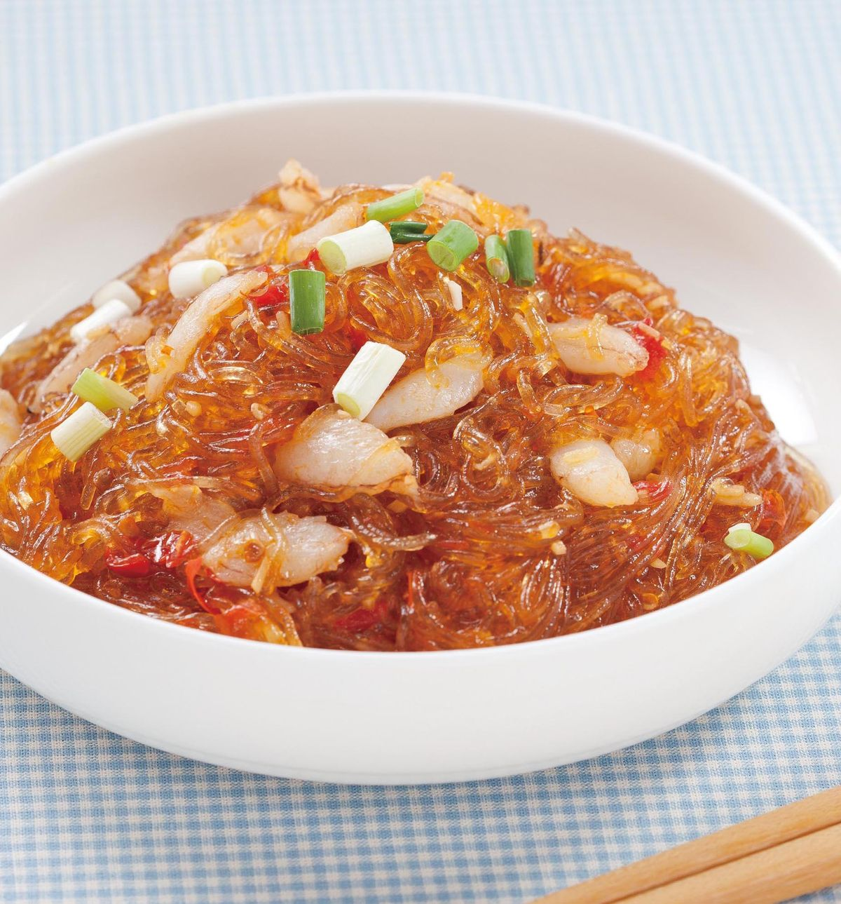 食譜:蟹肉粉絲