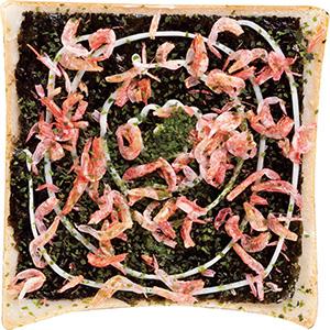 海味燒海苔土司