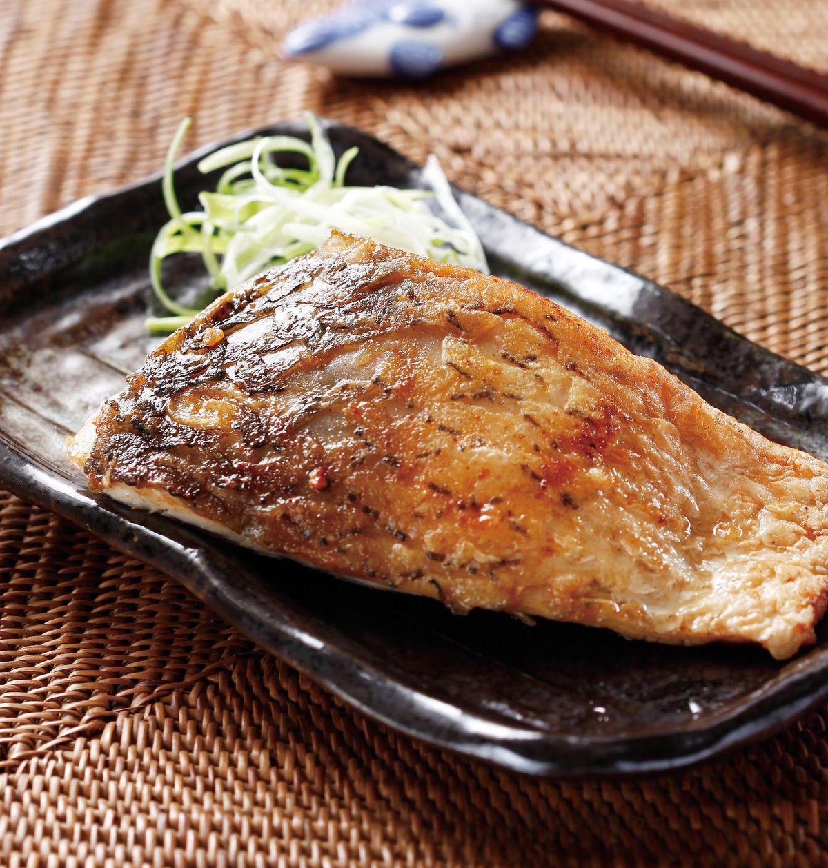食譜:豬油煎魚