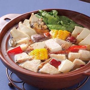風味素菜鍋