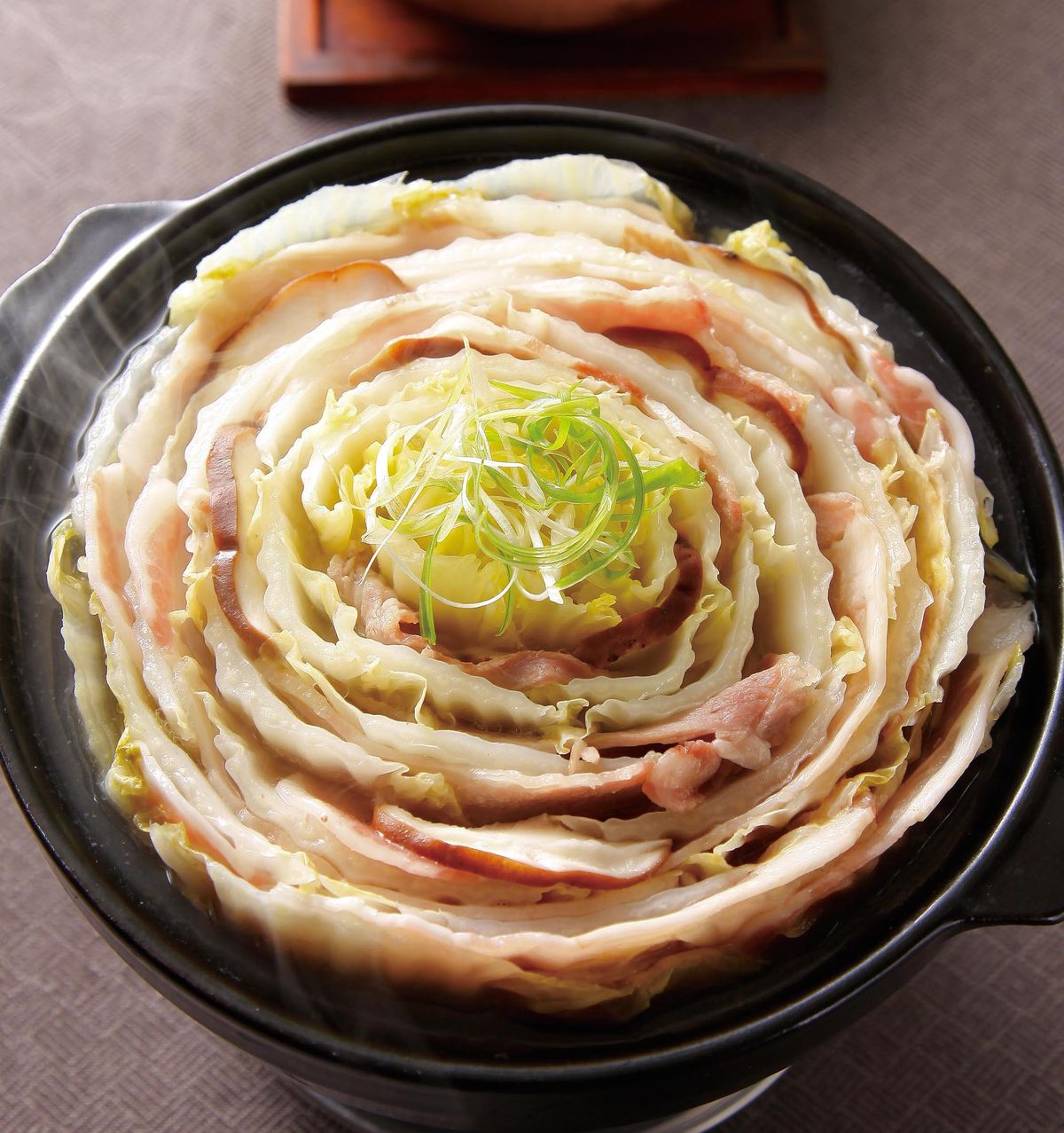 食譜:什錦白菜鍋(1)