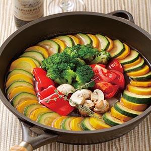紅酒燉蔬菜