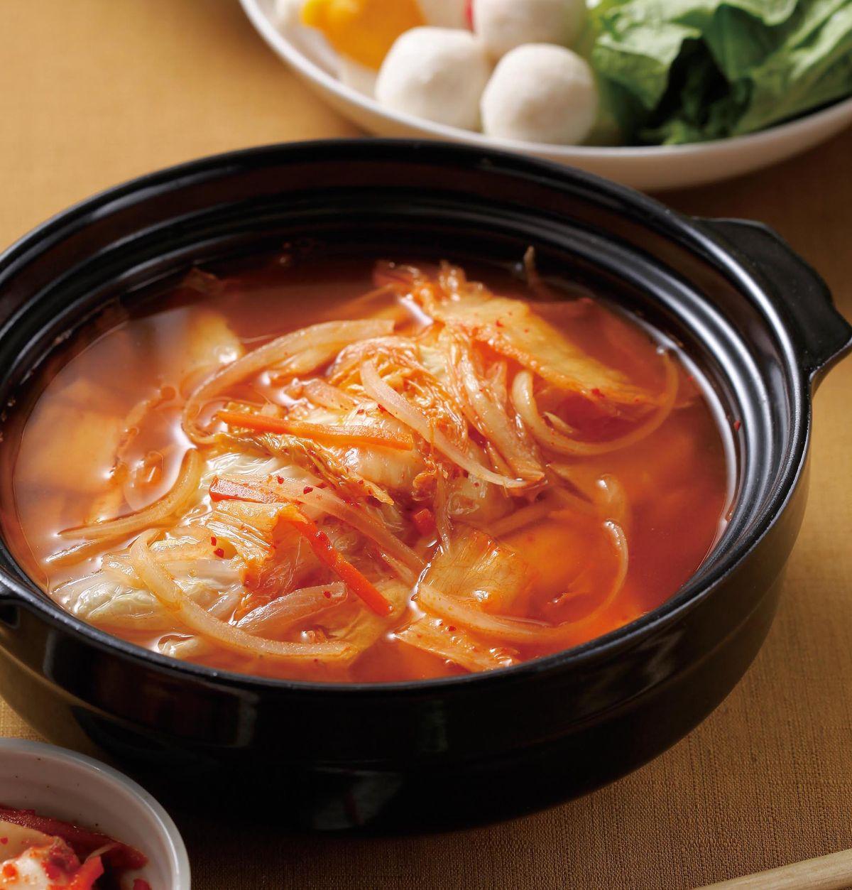 食譜:韓式泡菜鍋(6)