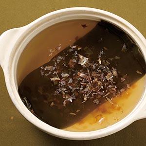 昆布柴魚鍋