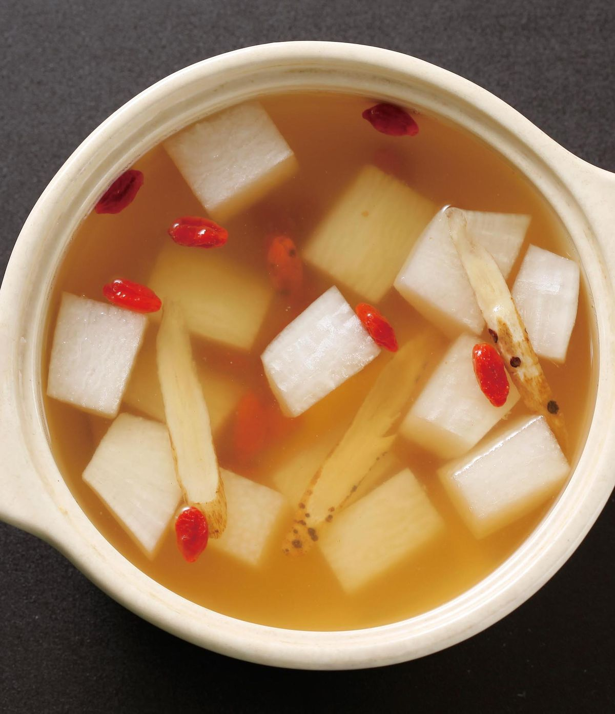 食譜:養生山藥鍋(1)