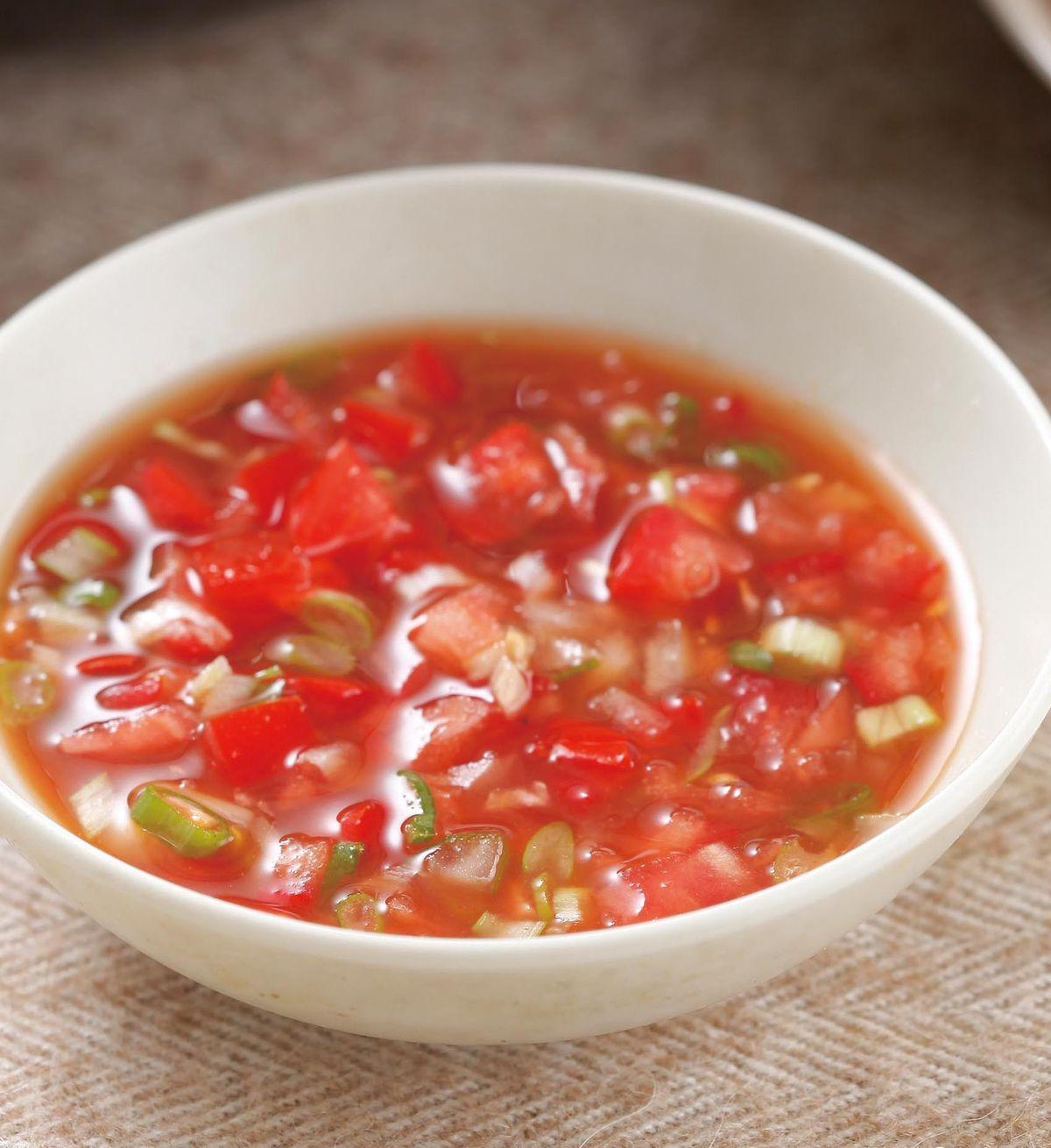 食譜:鮮番茄醬