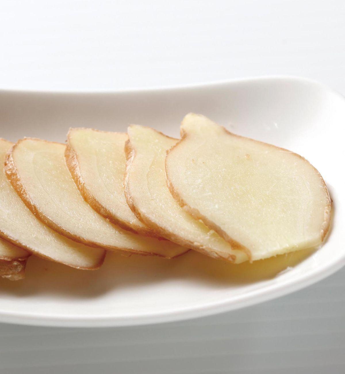 食譜:醃嫩薑(2)