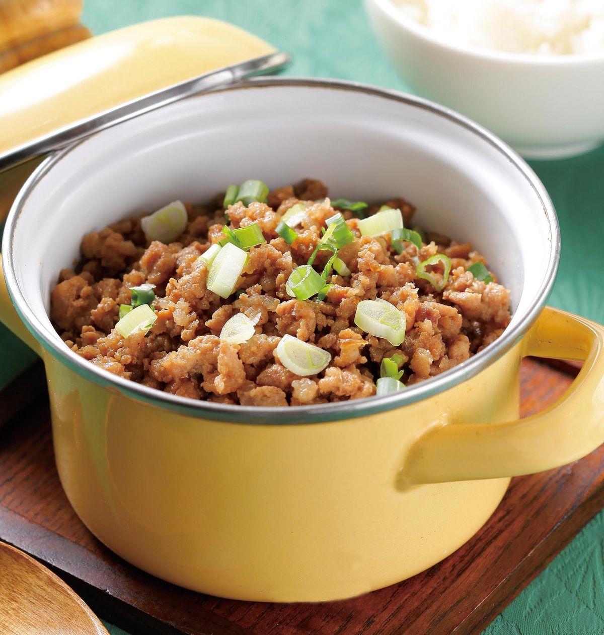 食譜:香蔥肉燥(1)