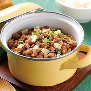 香蔥肉燥(1)